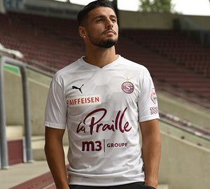 Maillot Away Officiel Servette FC 2020-2021
