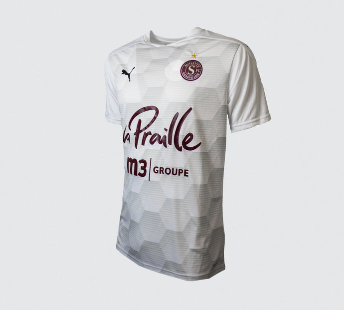 Maillot Away Replica Servette FC 2020-2021