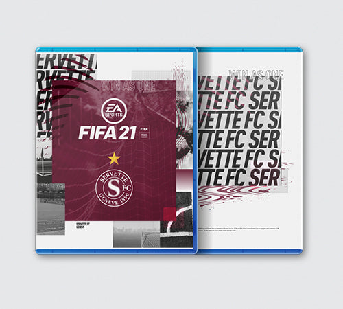 FIFA 21 - PS4 - version SFC
