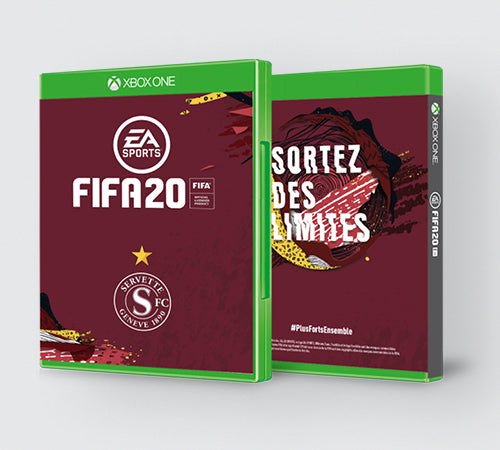 FIFA 20 - XBOX ONE - version collector SFC