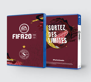 FIFA 20 - PS4 - version collector SFC
