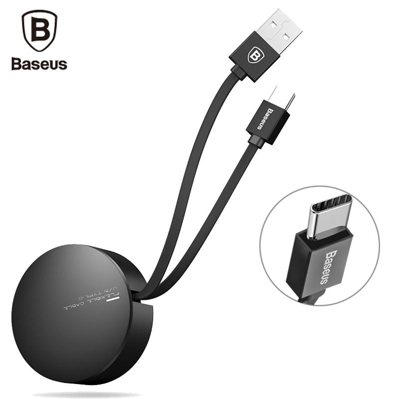 USB Type-C Retractable Cable