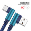 90° Fast Charging Cable Type-c
