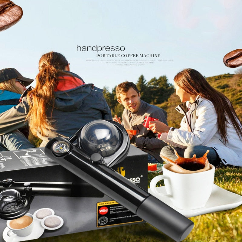 Portable Coffee Espresso Machine