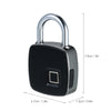 Smart Keyless Fingerprint Lock