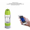 Bluetooth Water Bottle Compass&Speaker