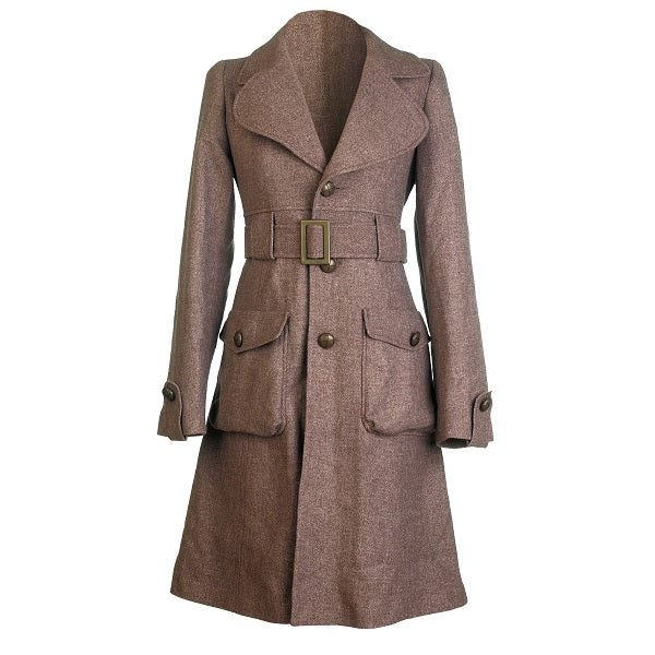 Brown Trench Coat