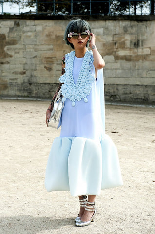 How to Wear Pastel Colors - Street Style Ideas (12)