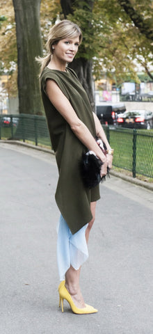 How to Wear Pastel Colors - Street Style Ideas (13)