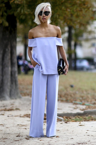 How to Wear Pastel Colors - Street Style Ideas (16)