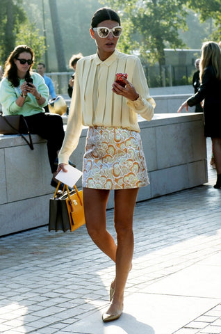 How to Wear Pastel Colors - Street Style Ideas (15)