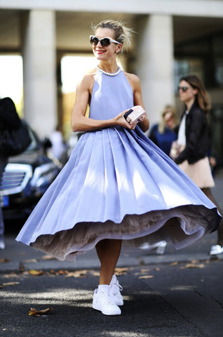 How to Wear Pastel Colors - Street Style Ideas (19)