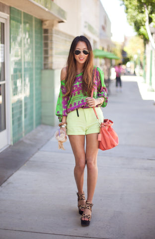 How to Wear Pastel Colors - Street Style Ideas (31)