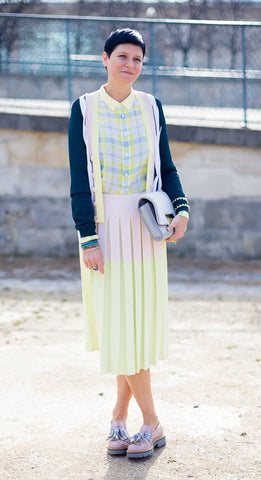 How to Wear Pastel Colors - Street Style Ideas (35)