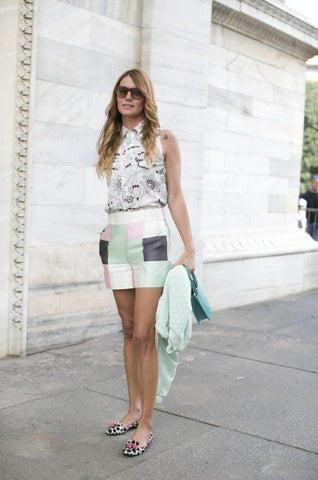 How to Wear Pastel Colors - Street Style Ideas (41)