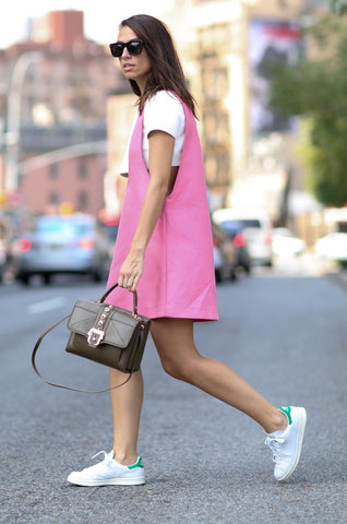 How to Wear Pastel Colors - Street Style Ideas (6)