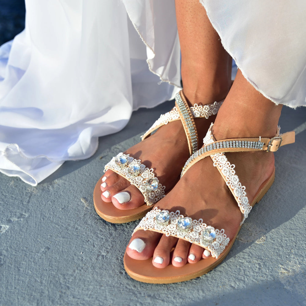 Agno bridal shoes