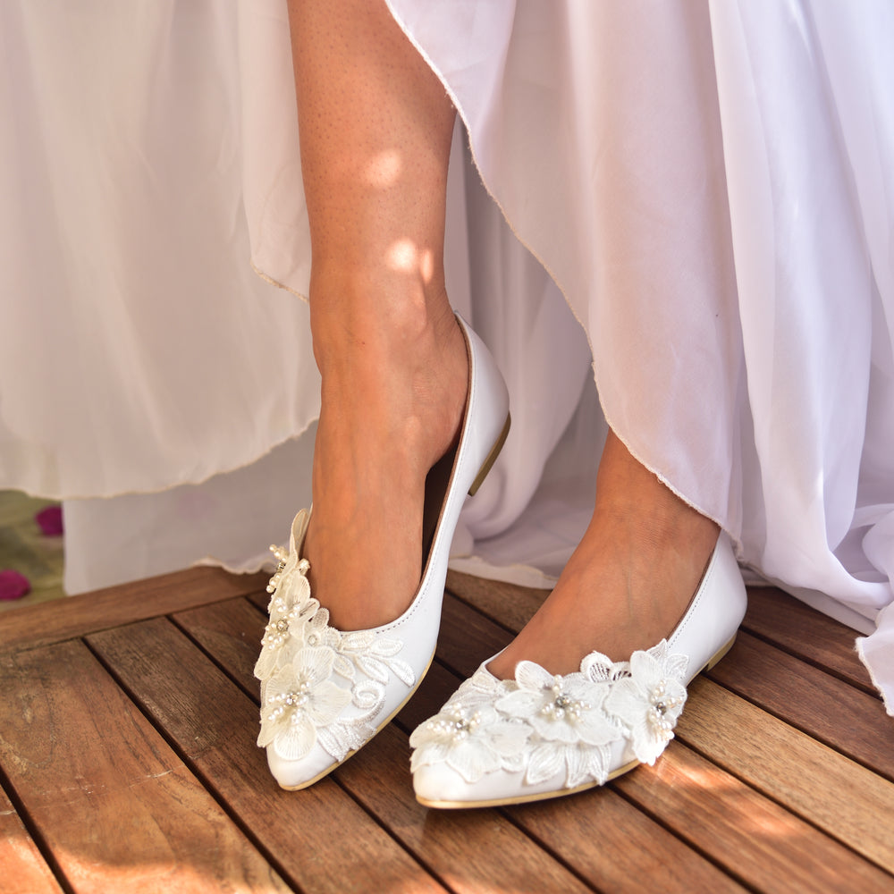 wedding shoes for bride