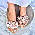 boho wedding sandals - beach wedding sandals