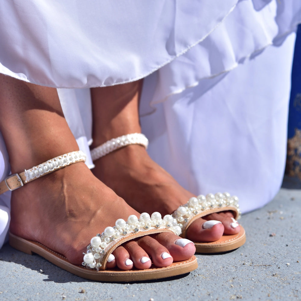 wedding sandals, bridal shoes, wedding shoes