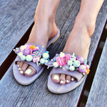 boho sandals for women, pinkypromiseaccs sandals