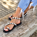 sandals for women, sandals made in greece