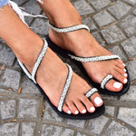 black pearl sandals, sandals for women
