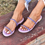 handmade sandals, greek sandals