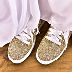 handmade wedding sneakers