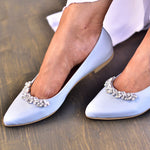 Pointed Toe Shoes, Wedding Ballet Flats