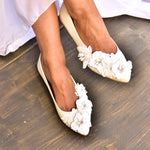 boho wedding shoes