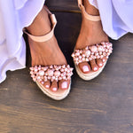 wedding heels, Bridal heels, wedding wedges