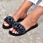 black leather sandals, fashion summer shoes, best summer shoes 2020