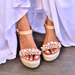 wedding shoes pink, wedding sandals