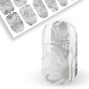 NEU: Silver Sunflowers
