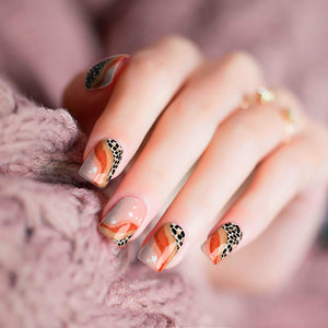 Pink Leopard Delight