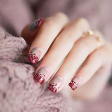Laden Sie das Bild in den Galerie-Viewer, Fuchsia Lipstick Kiss (Holo/Fading)