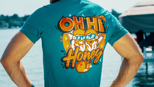 OH HI Honey! Tee