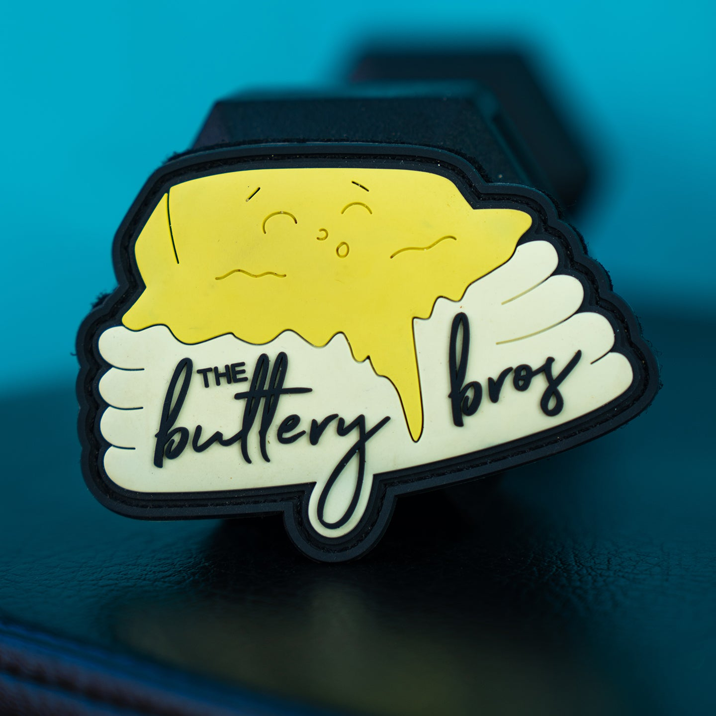 Buttery Bros Logo Patches