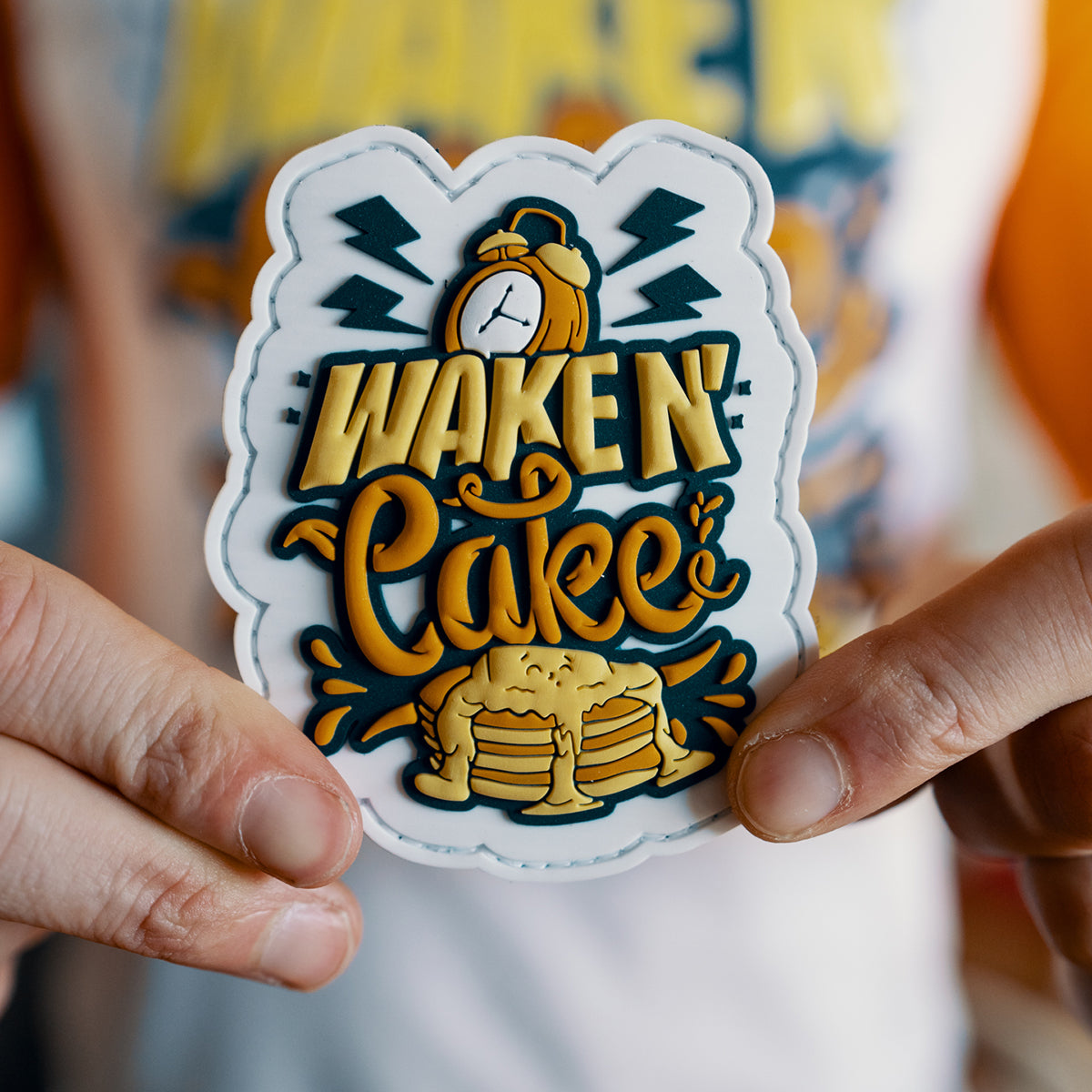 Wake N Cake Patch