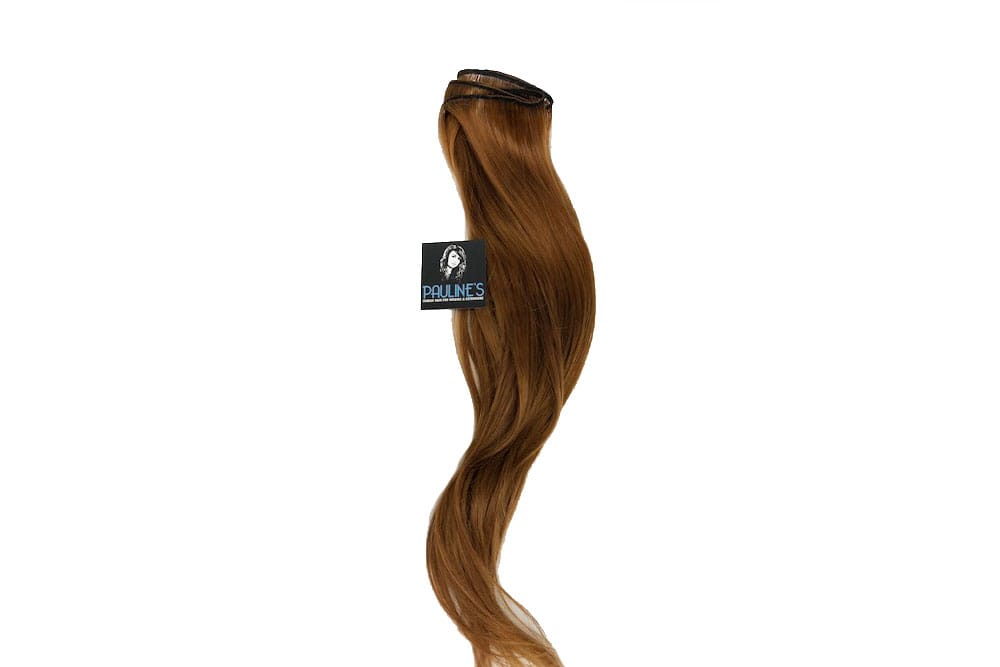 Natural Slight Wave - Medium Auburn