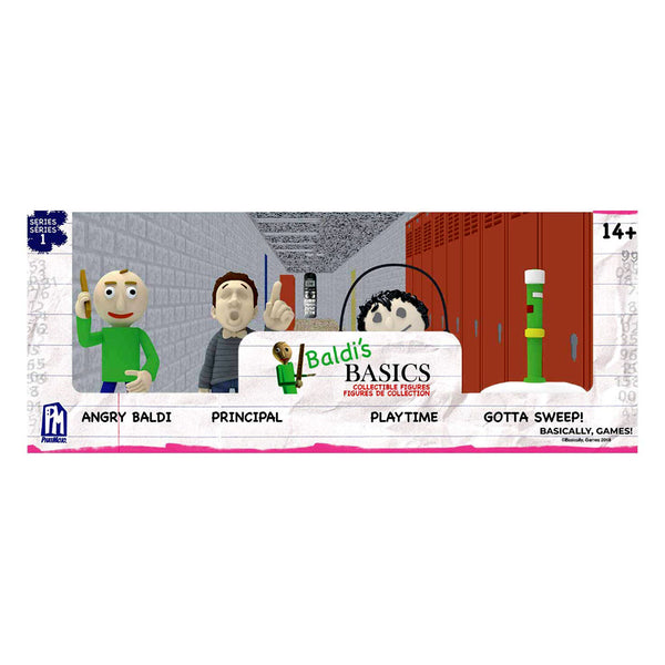 Baldi's Basics - Collectable Figure Pack Series 1