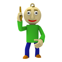 Baldi's Basics: Collector Clips - Series 1