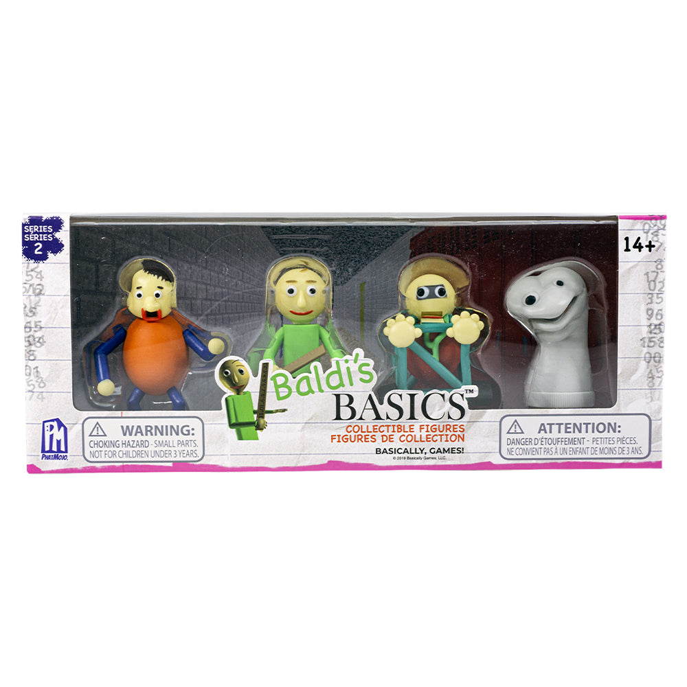 Baldi's Basics - Collectable Figure Pack Series 2