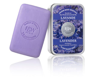 Fair and White Lavender Soap 200g - FairSkins.us