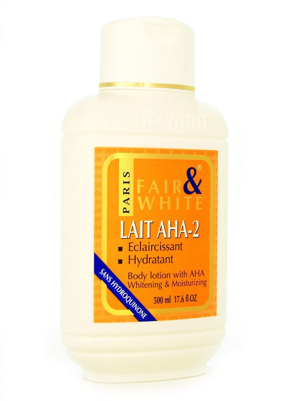 Fair and White Aha- Lait Aha-2 Lotion - FairSkins.us