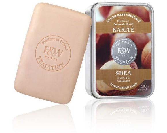 Fair and White Shea Butter Soap 200g - FairSkins.us