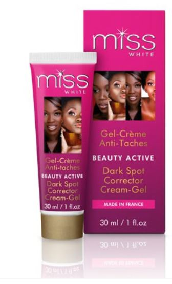 Fair and White Miss White Beauty Active Dark Spot Corrector - Cream Gel 30ml - FairSkins.us