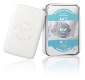 Fair and White Milk Soap 200g - FairSkins.us