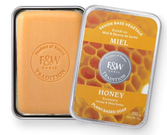 Fair and White Honey Soap 200g - FairSkins.us